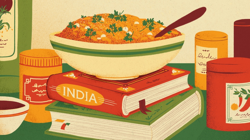 Learn Cooking Indian Food Online